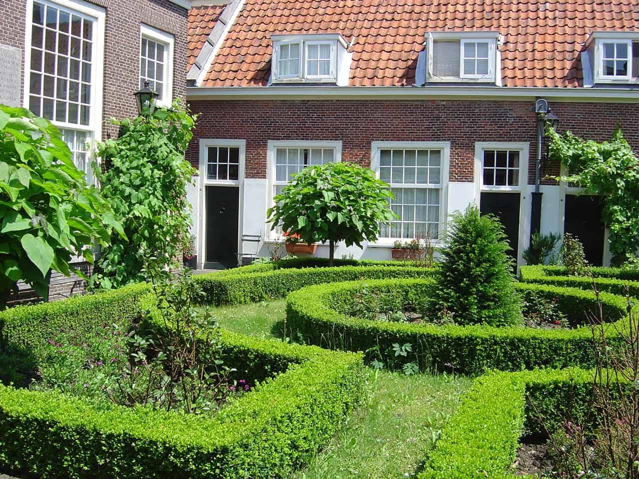 Hofje Leiden
