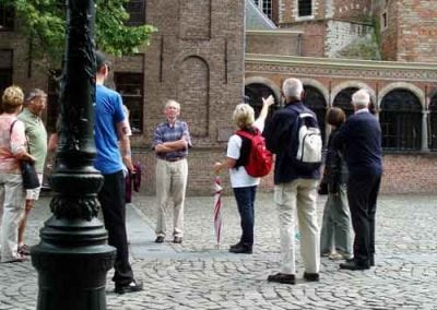 Historical Walking Tour Leiden