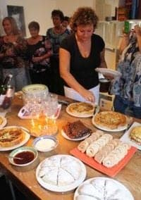 High Tea workshop Leiden