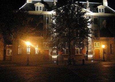 Misdadige Winterverhalen in Leiden