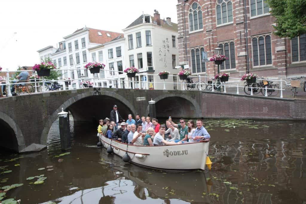 Bitterballenbiertocht Leiden